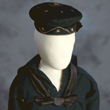 "Naval Uniform of ""Powder Boy"" James V. Johnston"