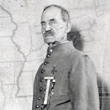 John T. Appler Wearing His Confederate Uniform Later in Life