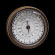Compass of Captain Henry M. Clark (Confederate)