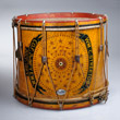 Snare Drum of William C. Streetor, 7th EMM